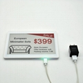 E paper display EPD E-ink price tag labels