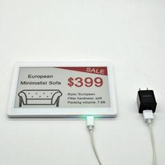 超市电子价签 支持多种语言 电子货架标签 商品电子价格标签