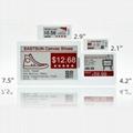 Electronic shelf label  e-paper price tag ESL demo kit for customer testing  1