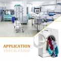 RFID UHF Silicone heat resisting environmental laundry tag 3