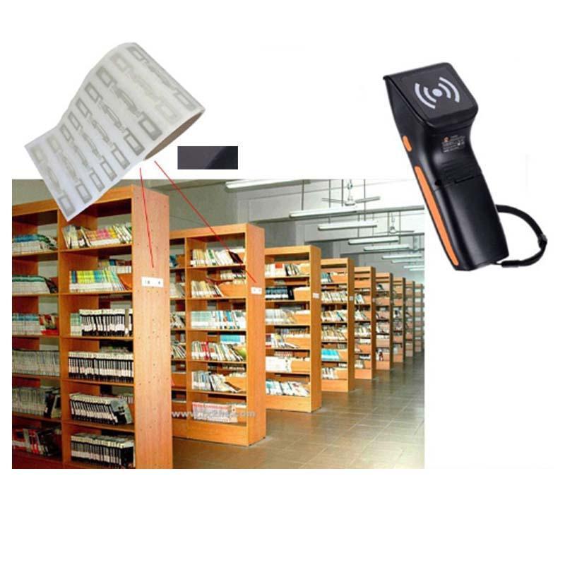 简易手持终端设备PDA手持数据终端UHF超高频RFID读写器 3