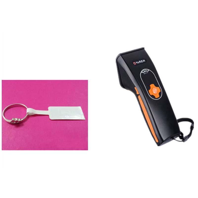 简易手持终端设备PDA手持数据终端UHF超高频RFID读写器 1