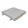 供应超高频八通道读写器 能同时外接八支RFID天线 RF801 修改 2