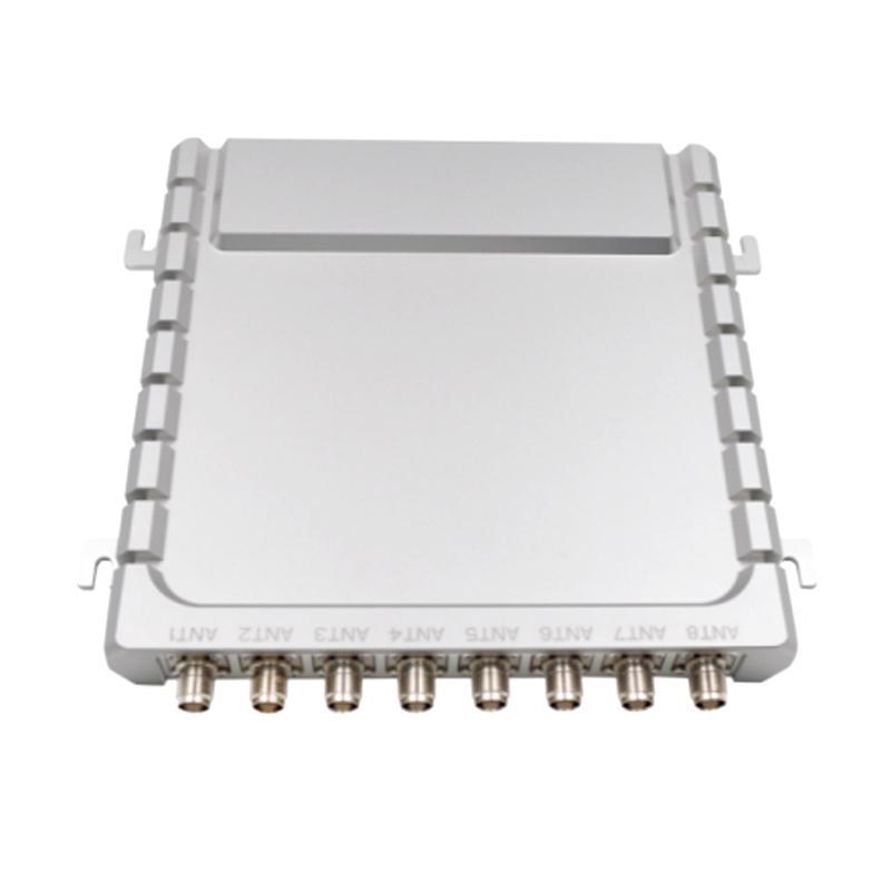供应超高频八通道读写器 能同时外接八支RFID天线 RF801 修改 1