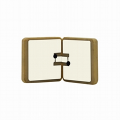 定製RFID抗金屬標籤 陶瓷抗金屬標籤 資產管理標籤MC2525