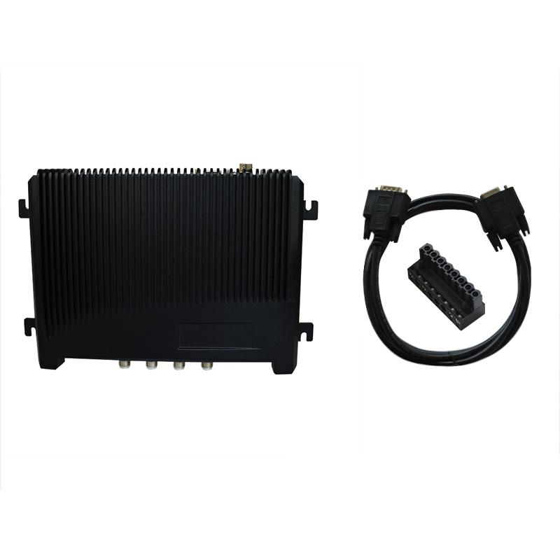 供应R2000功能模块的UHF超高频四通道RFID读写器 3