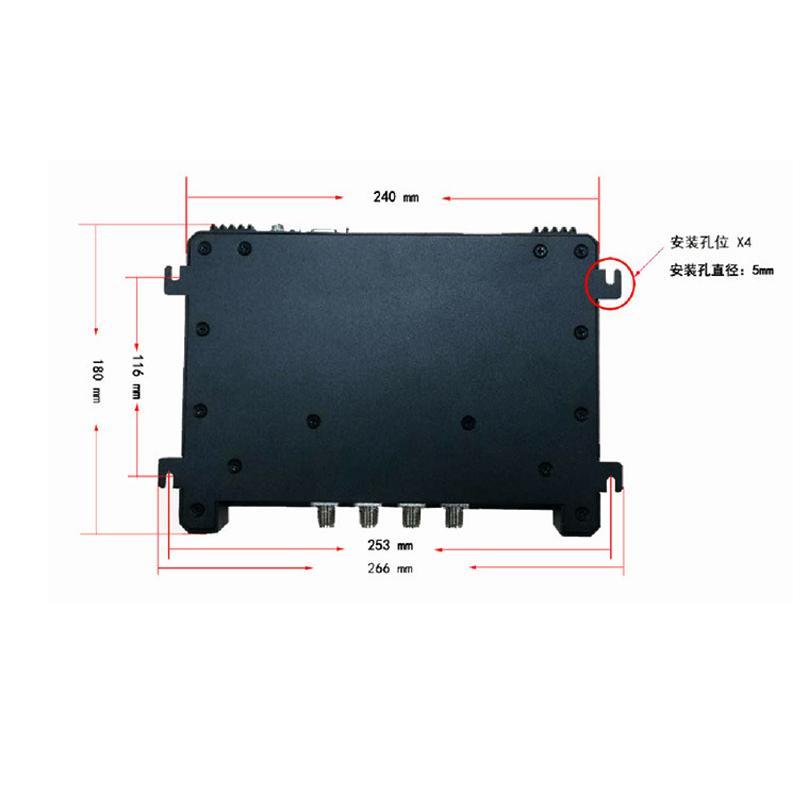 供应R2000功能模块的UHF超高频四通道RFID读写器 6