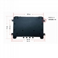 UHF rfid antenna reader for access control system