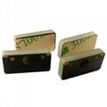 Asset management sensor printable rfid tag
