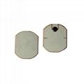 超高频抗金属陶瓷标签固定资产管理,IT器械管理标签