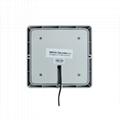 Factory production line AM desktop DB105 detector to detect 58khz label hard tag