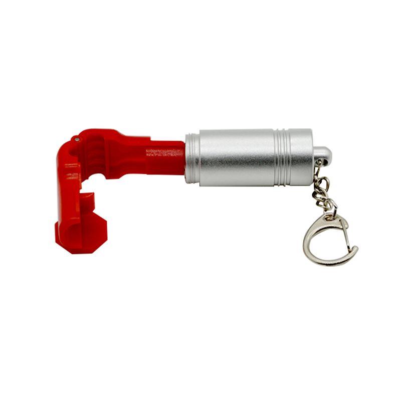 防盜挂鉤小紅鎖 超市貨架 手機數碼挂鉤防盜鎖頭 塑料防盜扣 11