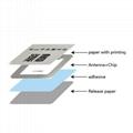 干inaly标签 RFID电子标签 图书标签 8