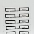 7M讀寫距離 rfid標籤識別 溯源零售專業高性能 不干膠標籤 5