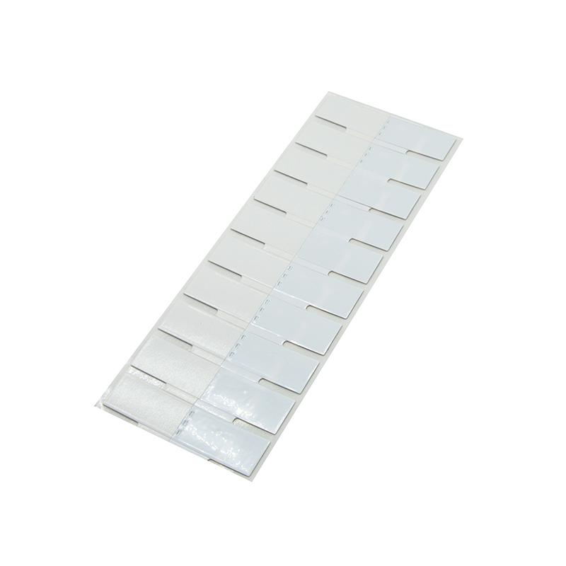 Product label RFID Sticker Anti counterfeiting traceability label 6