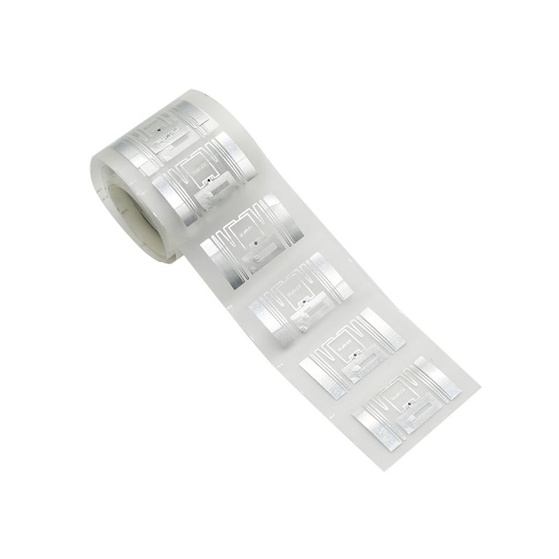 UHF electronic tag RFID tag dual frequency tag