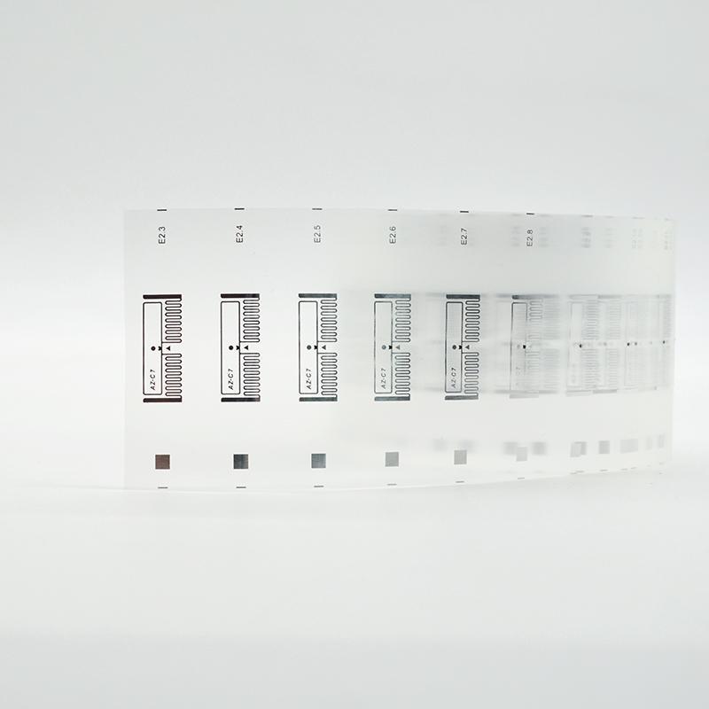UHF超高頻 干inlay標籤 RFID電子標籤  藥品標籤 4