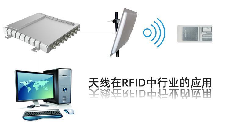 灰色PET超高频rfid模块长距离读取器  可用于车库 10
