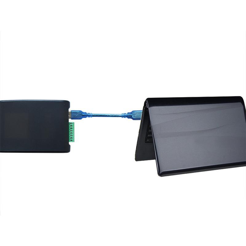 小巧形超高頻桌面式 發卡讀寫器 用於物流倉庫運輸圖書館游泳場食堂 3