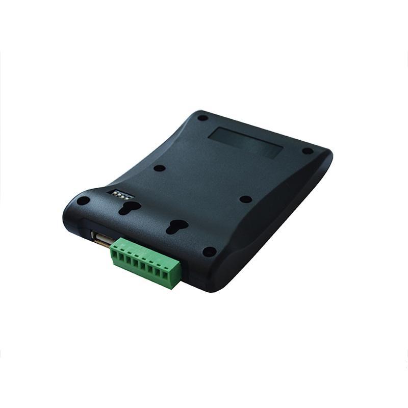 小巧形超高頻桌面式 發卡讀寫器 用於物流倉庫運輸圖書館游泳場食堂 6