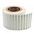 uhf rfid sticker label LL9640 adhesive label