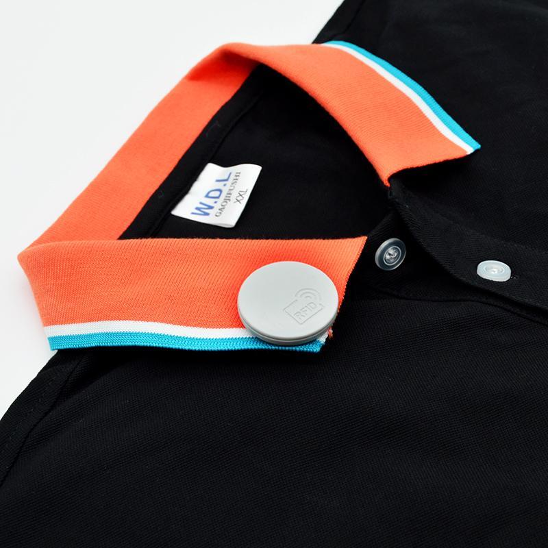 UHF超高频 服装溯源 RFID EAS防盗系统 硬标签商品 3