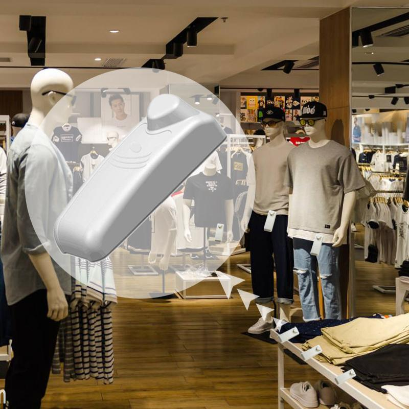 rfid电子标签与防盗标签EAS结合 零售智能管理 多频标签 9