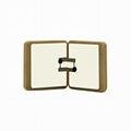 定制RFID抗金属、陶瓷电子标签 资产管理标签 MC2525 4