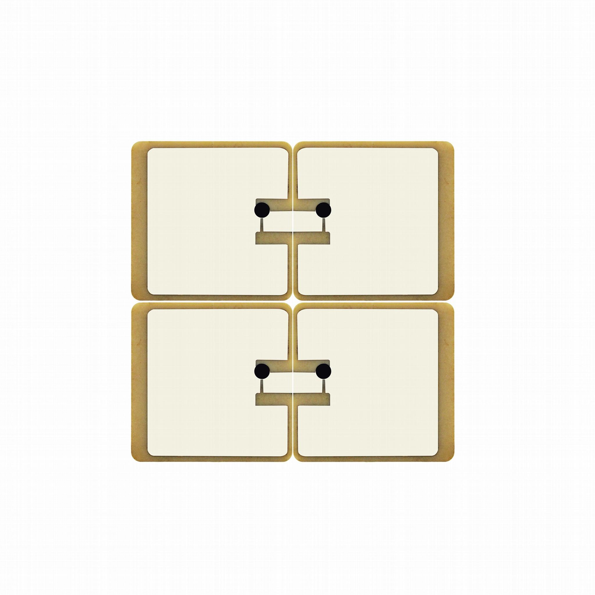 定制RFID抗金属、陶瓷电子标签 资产管理标签 MC2525 5