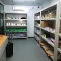 Intelligent warehouse management station electronic label Bin electronic label