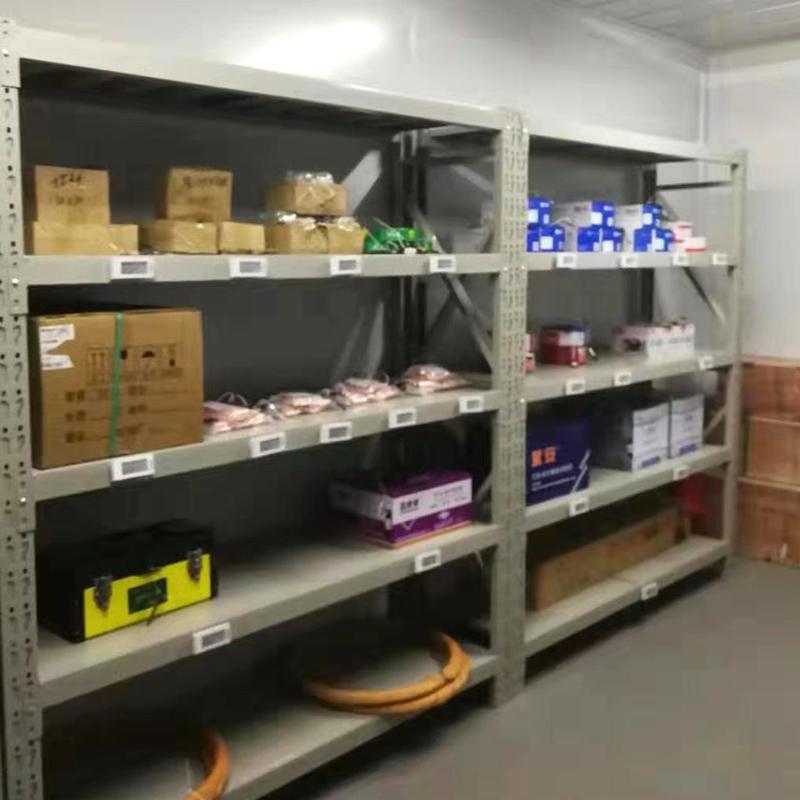 庫房標籤模板 倉儲運作方案 電子貨位標籤 庫房貨架 物料標籤 2