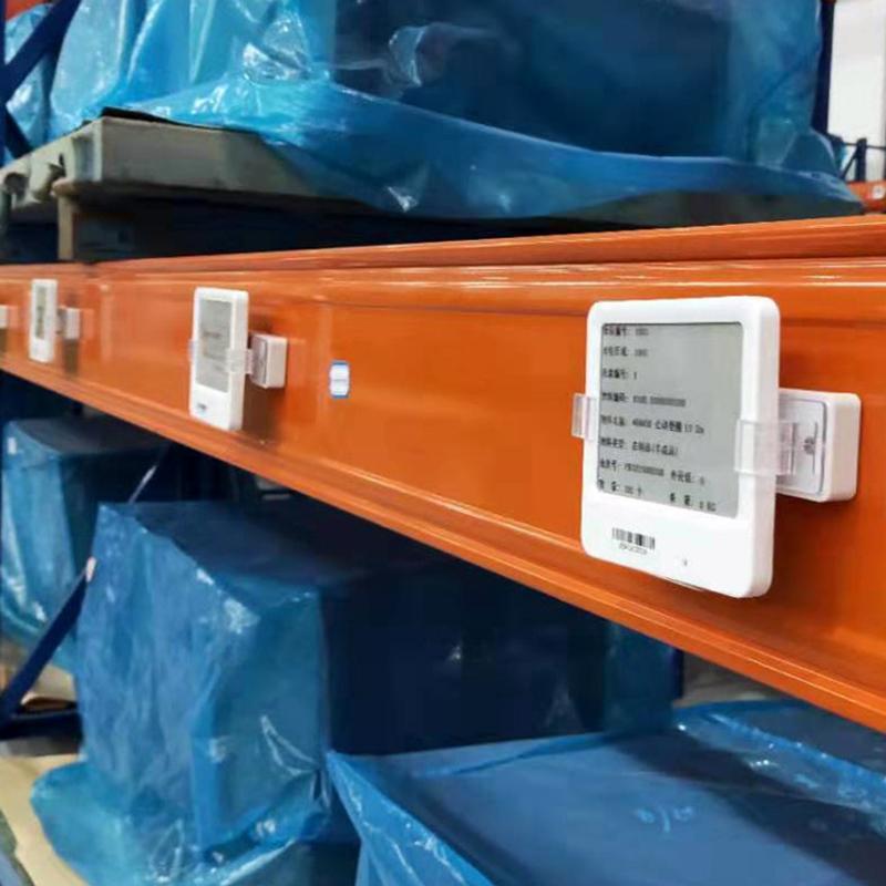 庫位電子標籤 倉儲管理 現代物流 貨架管理系統 倉儲標籤工位標籤 4