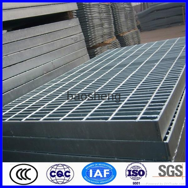 Hot Dipped Ga  anized Steel Grating 3