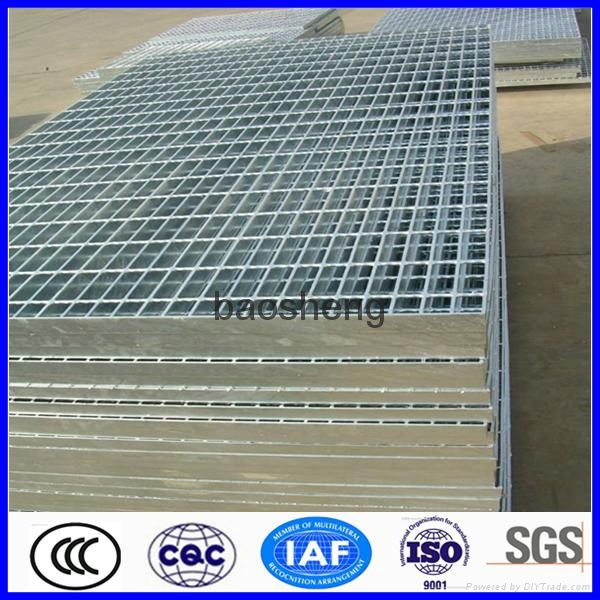 Hot Dipped Ga  anized Steel Grating 5