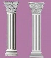 貴州興義玻璃鋼廠羅馬柱等歐式構件