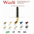 sma GSM/GPRS/AMPS Quad Band Antenna(WK-GSM007-SMA/MS)