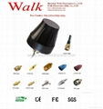 waterproof screw mount high gain GPS GLONASS Active Antenna(WK-GPS/GN006-SMA)