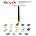 GSM/GPRS/AMPS Quad Band Antenna(WK-GSM011-SMA/MS)
