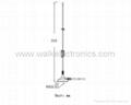GSM 3G antenna: Multi band antenna, Whip car antenna, Magnetic mount