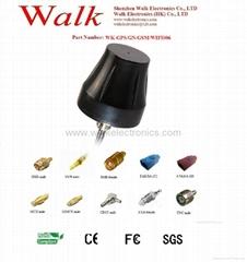 GPS/Glonass/GSM/WiFi Combination Antenna(WK-GPS/GN/GSM/WIFI006)