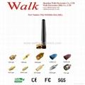SMA male WiFi/2.4GHz rubber Antenna(WK-WIFI006-SMA/MRA)