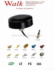 outdoor high gain GPS Active car Antenna screw mount (WK-GPS007)