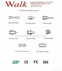 FME connectors