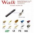 GSM 3G Antenna: Multi band antenna, FME female straight, adhesive mount