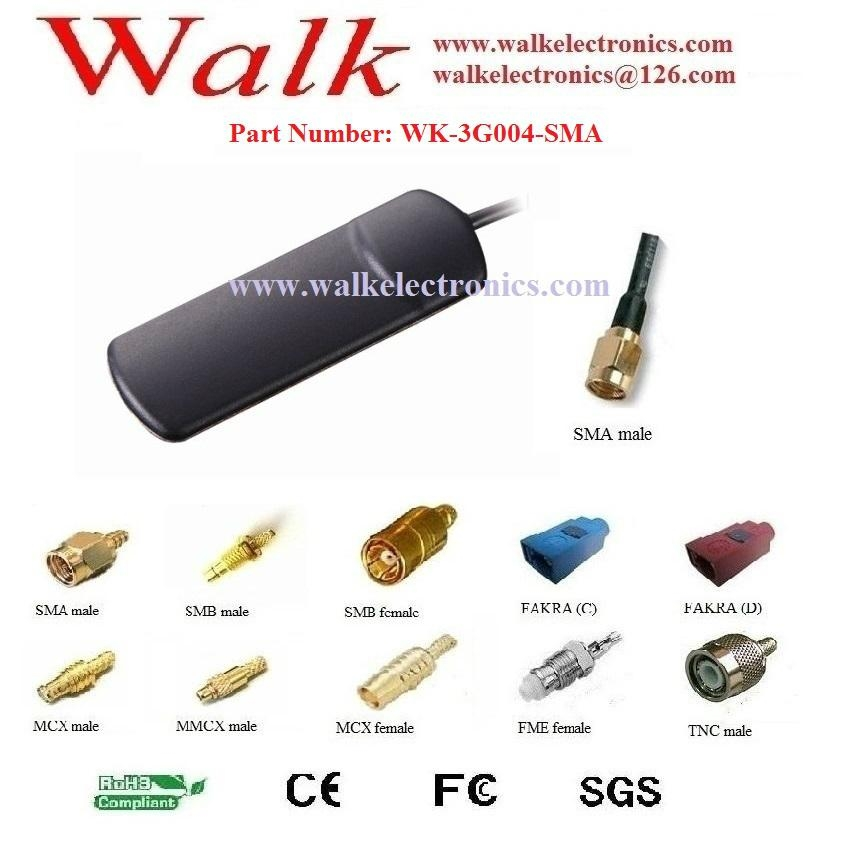 GSM 3G Antenna, Multi band antenna(WK-3G004-SMA)