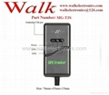 4 pin Easy install vehicle car GPS tracker support AGPS and LBS 2