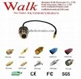 N female MCX rg174 cable, N female RFID