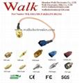FAKRA female SMA male rg316 cable, FAKRA