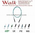 Fiber Patch Cord,fiber jumper cable,simplex MU to MU,multi mode OM3 50/125