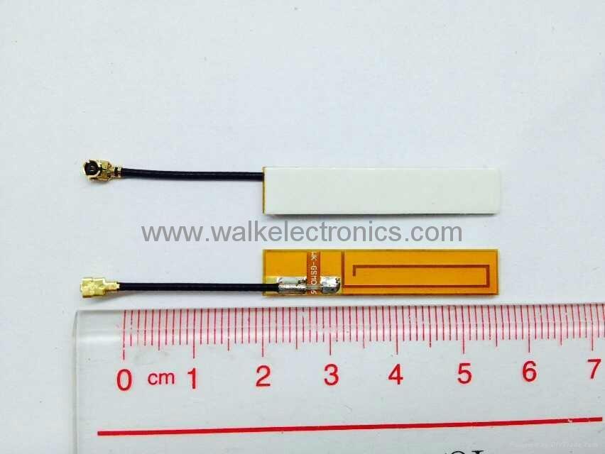 gsm fpc pcb antenna, quad band gsm flexible PCB antenna, gprs internal antenna